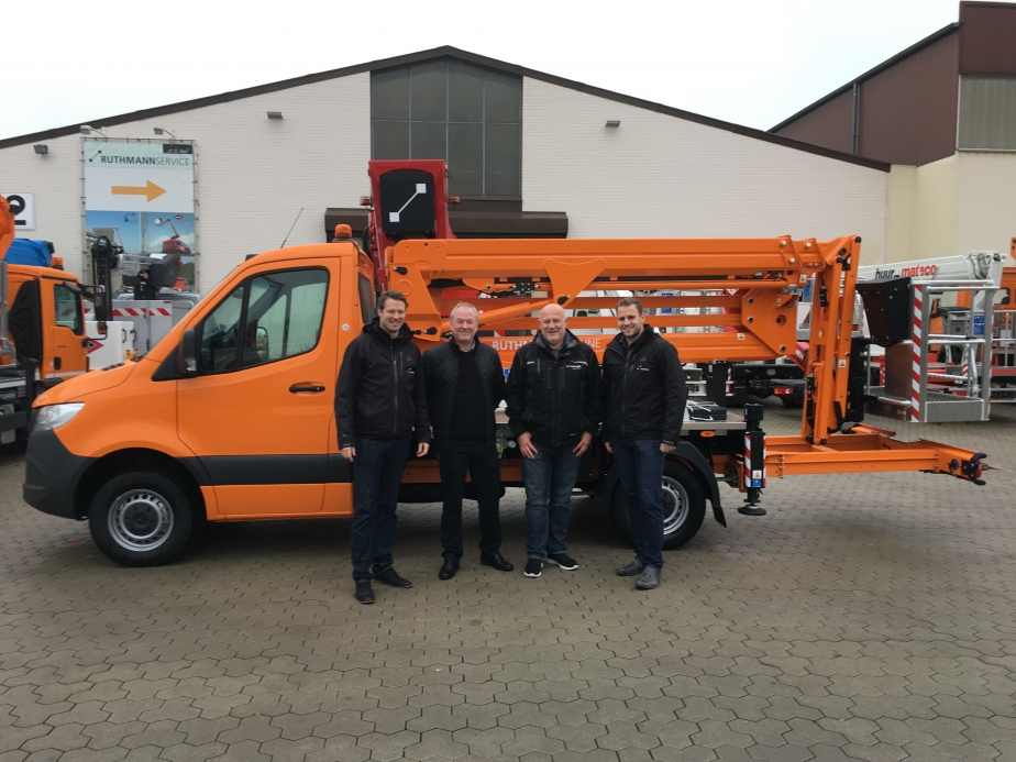 KH-Lift ApS is our new ECOLINE partner in Denmark